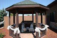Gazebo for Ceremony