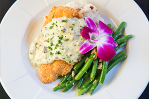 Parmesan Encrusted Chicken