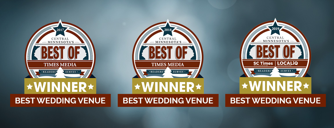 Best Wedding Venue Winner 2017 and 2018